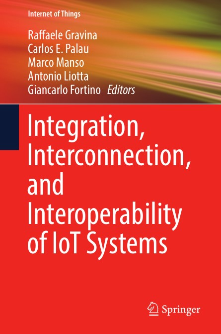: Integration Interconnection and Interoperability of IoT Systems