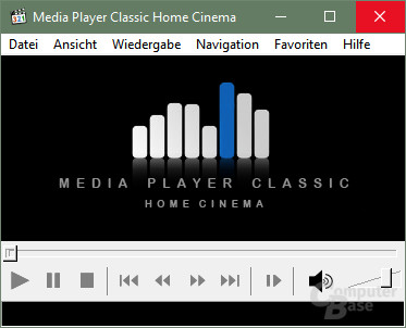 : Media Player Classic - Home Cinema 1.7.13 (32/64 Bit) + Portable