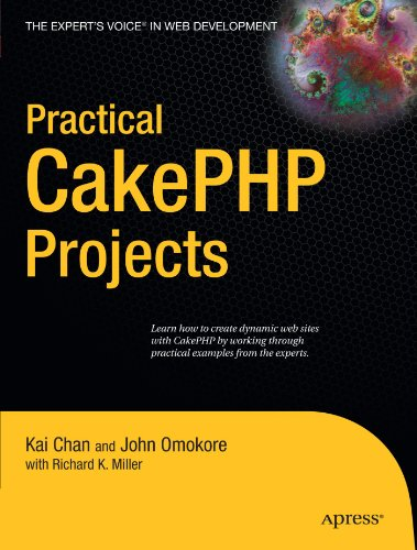 : Practical CakePhp Projects