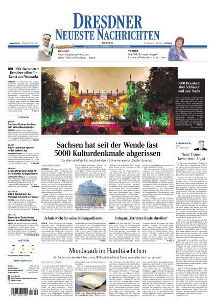 : Dresdner Neueste Nachrichten 17 Juli 2017