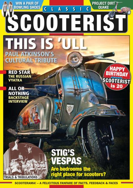 : Classic Scooterist August September 2017