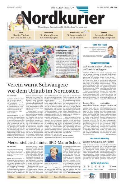 : Nrrdkurier 17 Juli 2017