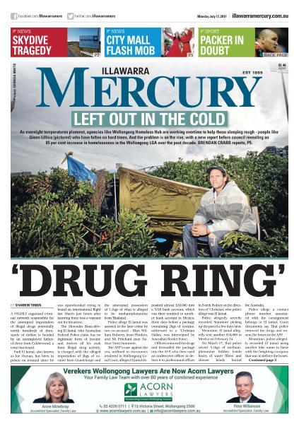 : Illawarra Mercury July 17 2017