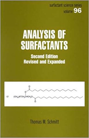 : Analysis of Surfactants Second Edition