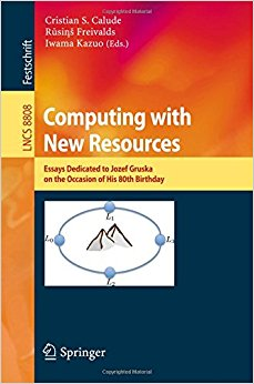 : Computing with New Resources