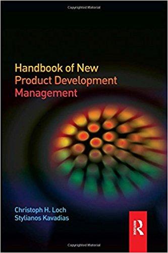 : Handbook of New Product Development Management 1st Edition