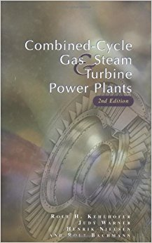 : Combined Cycle Gas und Steam Turbine Power Plants