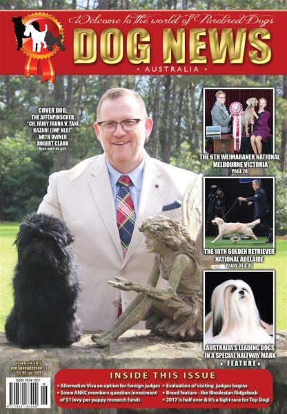 : Dog News Australia June 2017