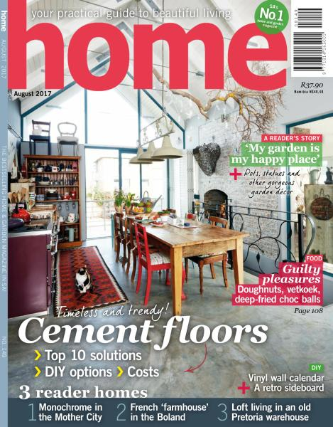 : Home South Africa August 2017