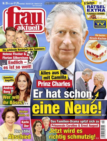 : Frau aktuell 17 Juli 2017