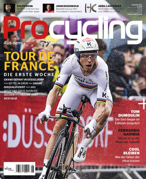 : Procycling Germany August 2017