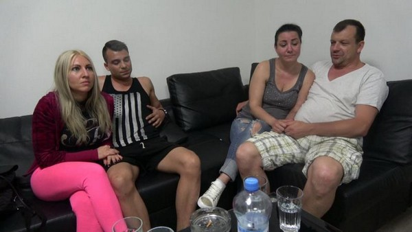 Czech Wife Swap 8 - Part 1 - 11.07.17