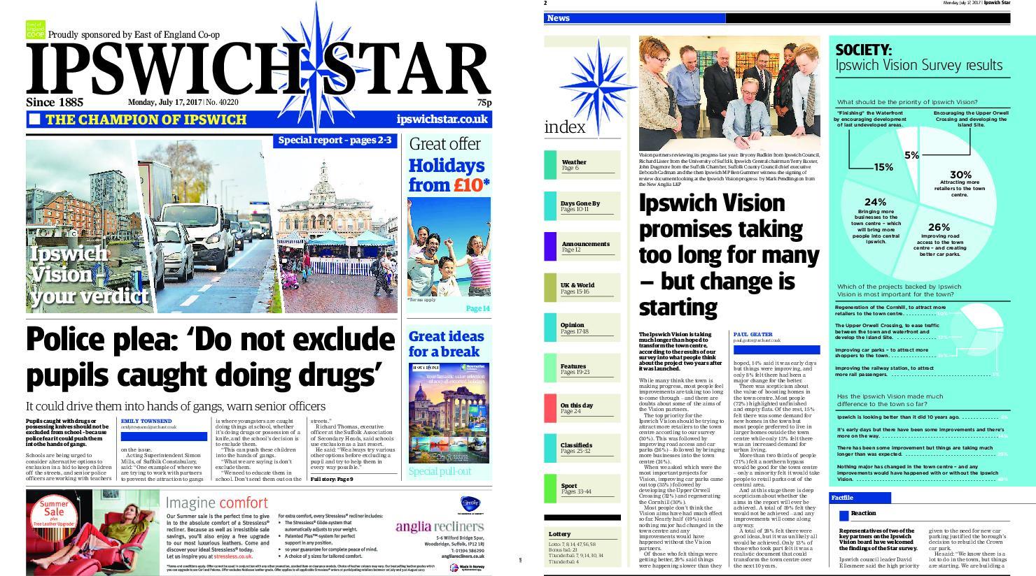: Ipswich Star July 17 2017