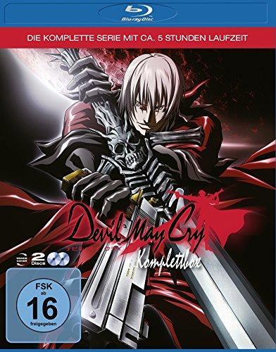 Devil May Cry complete German 2007 ANiME dl 720p BluRay x264 3MiNA