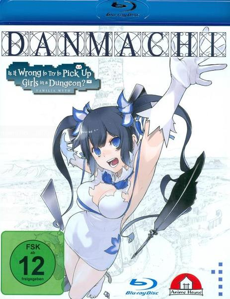 Danmachi Is it Wrong to Try to Pick Up Girls in a Dungeon complete German 2015 ANiME dl BDRiP x264 stars