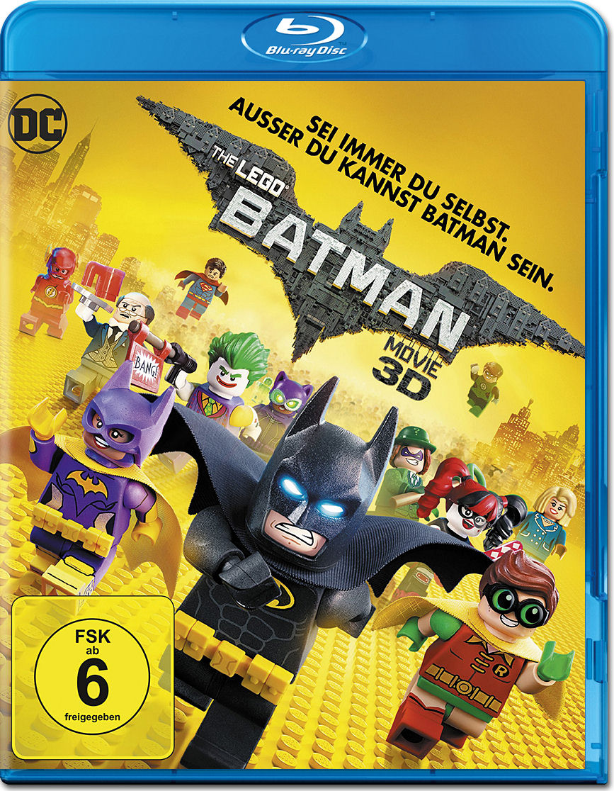 The lego Batman Movie 3d 2017 German dl 1080p BluRay x264 BluRay3D