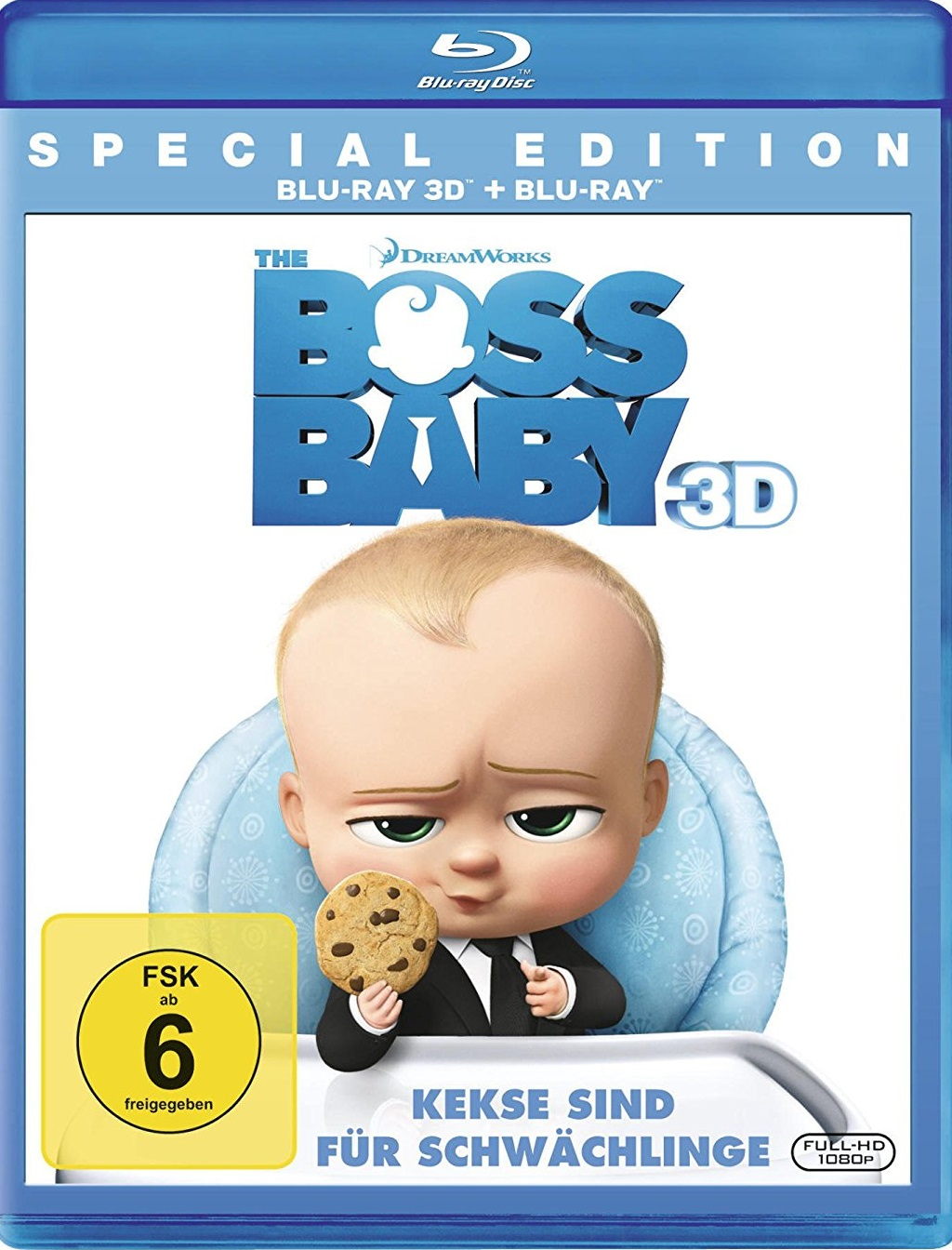 The Boss Baby 3d 2017 multi complete bluray gmb