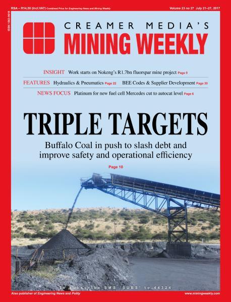 Mining Weekly July 21 2017