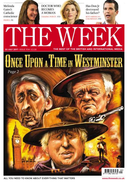 The Week Uk Issue 1134 22 July 2017
