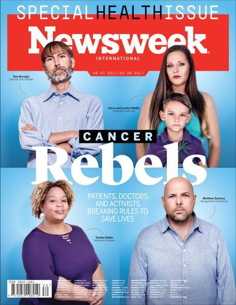 Newsweek International 28 July 4 August 2017