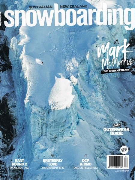 Snowboarding Australia und New Zealand Issue 66 2017