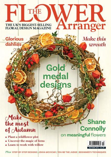 The Flower Arranger Autumn 2017