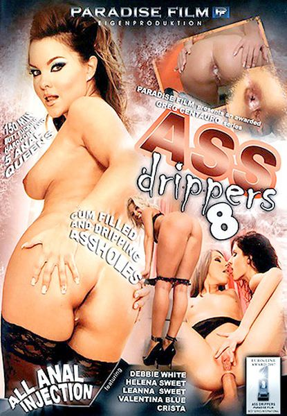 Ass drippers 8 Cover