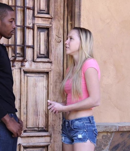 Hollie Mack - Hollie Mack Gets Fucked Interracially 1080p Cover