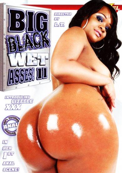 Big Black Wet Asses #11 Cover