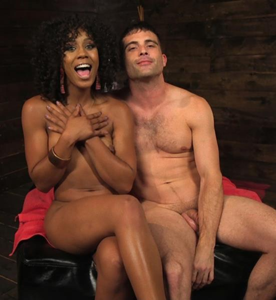 Misty Stone - Ebony Goddess Misty Stone Doms and Fucks Lance Hart