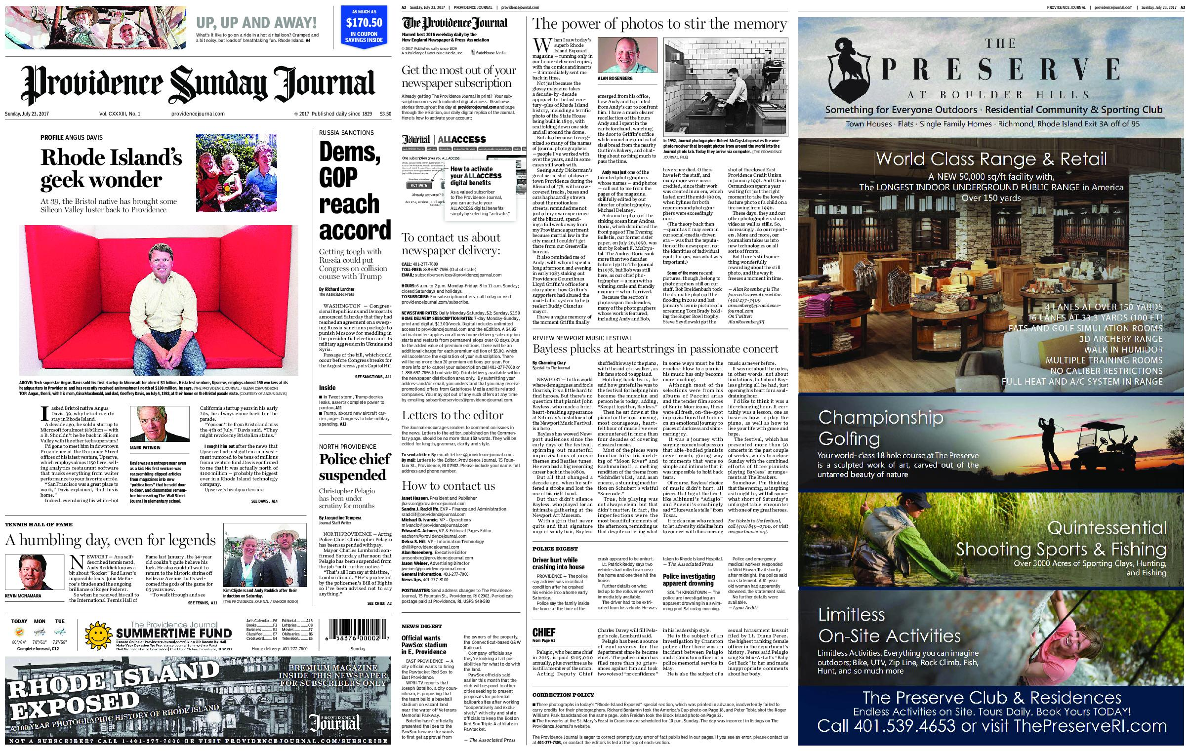 The Providence Journal July 23 2017