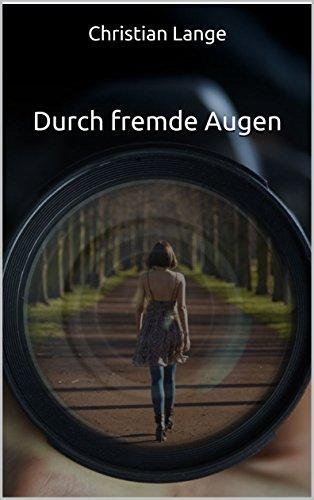 Buch Cover für Durch fremde Augen