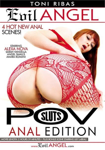 POV Sluts: Anal Edition (2017/WEBRip/FullD)