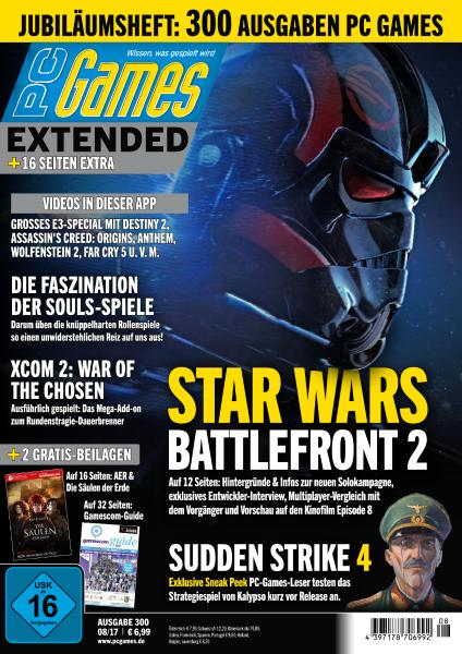 Pc Games Germany August 2017