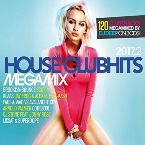 House Clubhits Megamix 2017.2 (2017)