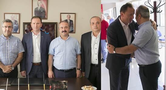 Bİ DE PASTA KESEYDİNİZ BARİ !?...