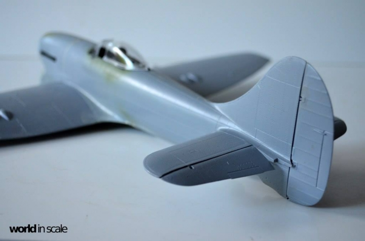 "Hawker Tempest Mk.V - 1/32 by Special Hobby (""HI-TECH"") H62g7o7t"