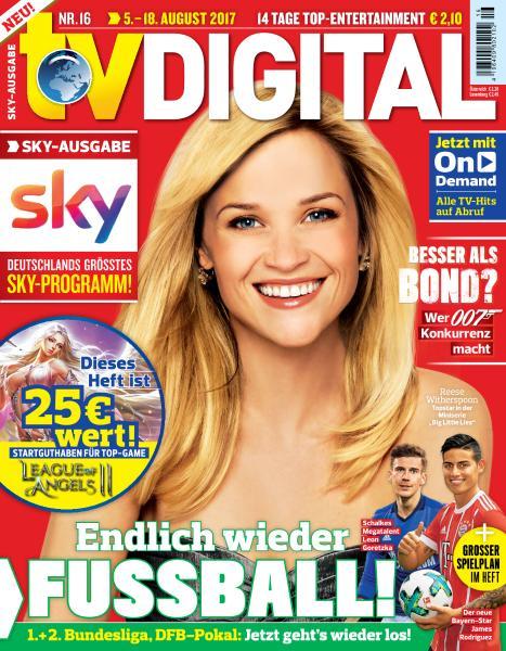 TV DIGITAL SKY PROGRAMM GERMAN - Dwutygodnik
