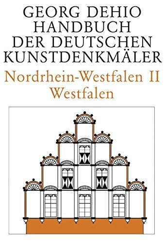 Dehio, Georg - Dehio-Handbuch der deutschen Kunstdenkmaeler