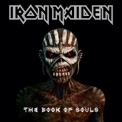Iron Maiden - The Book of Souls (2015) .Mp3 - 320 Kbps