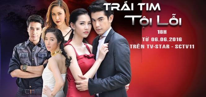 Trái Tim Tội Lỗi - 28/28 tập Phim Thái Lan