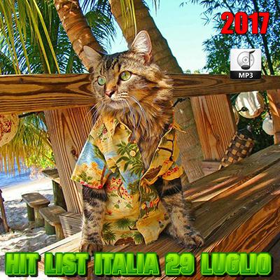 Top 20 Hit List Italia 29 Luglio 2017 (2017) .Mp3 - 320 Kbps