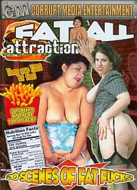 Fat All Attraction Cover