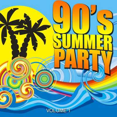 90s Summer Party Vol.1-4 (2017)