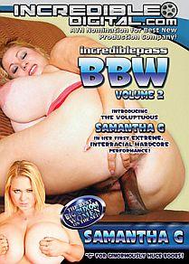 Incrediblepass BBW #2 Cover
