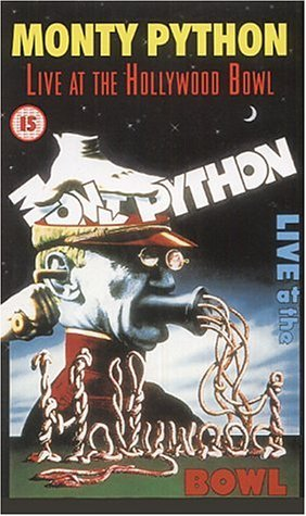 Monty Python Live at the Hollywood Bowl German 1982 Complete Pal Dvdr SaviOur