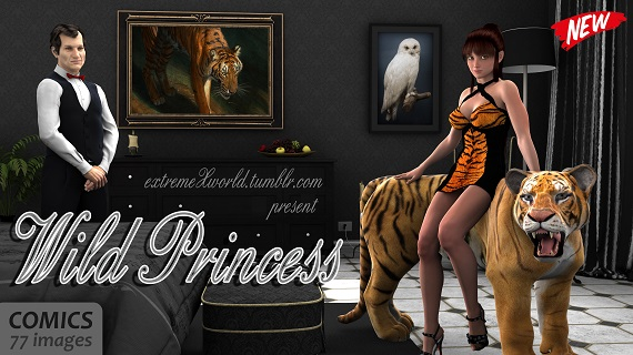 ExtremeXWorld - Wild Princess