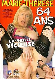 Marie-Therese 64 Ans La Vieille Vicieuse Cover