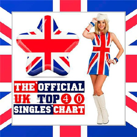 The Official UK Top 40 Singles Chart 04 08 17 (2017)