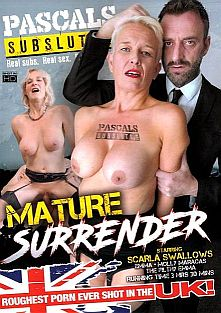 Mature Surrender Cover